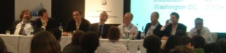 Web Analytics Vendors Panel Emetrics Summit London 2007