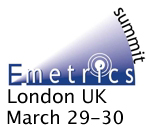 eMetrics London 2007